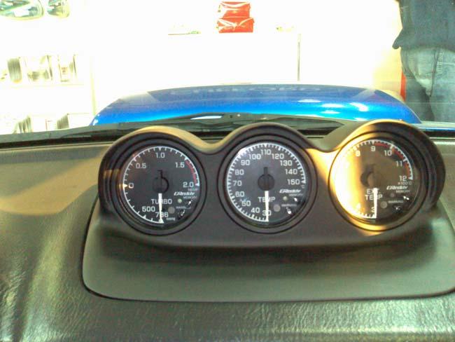 Subaru Impreza WXi 2006